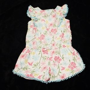 Little Me 3T romper.